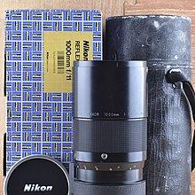 【品光攝影】Nikon Reflex-NIKKOR 1000mm F11 波波鏡 反射鏡 #46101