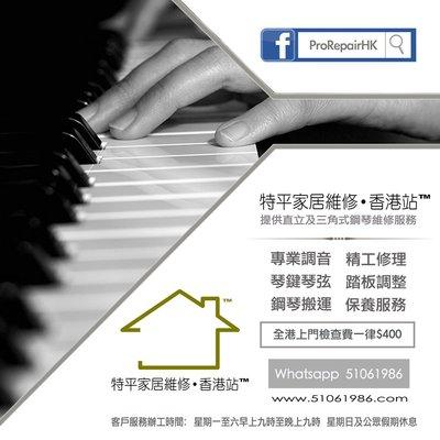 【 特平鋼琴維修™ 】    專業調音 / 精工修理 / 琴鍵琴弦 / 踏板調整 / 鋼琴搬遷 / 保養服務
