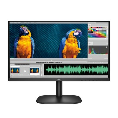 福利品 大平台因個人喜好客退商品 內容物全新 艾德蒙 AOC 27B2H 27吋IPS窄邊框護眼廣視角電腦螢幕 新北市