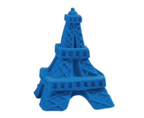 ☆SNOW的家☆日本TK Tarky-環遊世界 小型犬用啃咬啾啾玩具(法國艾菲爾鐵塔)(82760235
