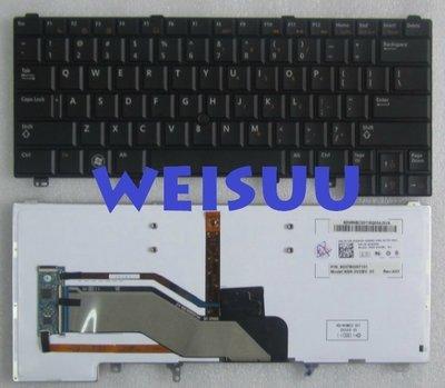 {偉斯科技}DELL E5420 E6220 E6320 E6420 適用鍵盤