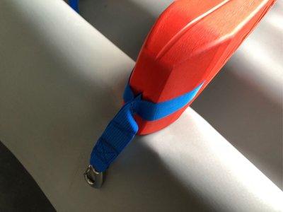 [婷~運動用品專賣][水上用品] 新款紅  魚雷浮標 救生帶 長泳日月潭裝備 工廠直營~好評熱賣中~