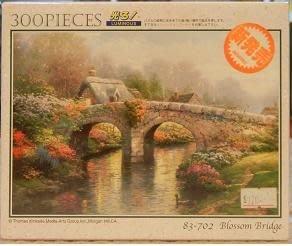(藝)日本拼圖原裝進口拼圖  300片拼圖 油畫風景 Thomas Kinkade B-83-702 * 絕版品特價出清