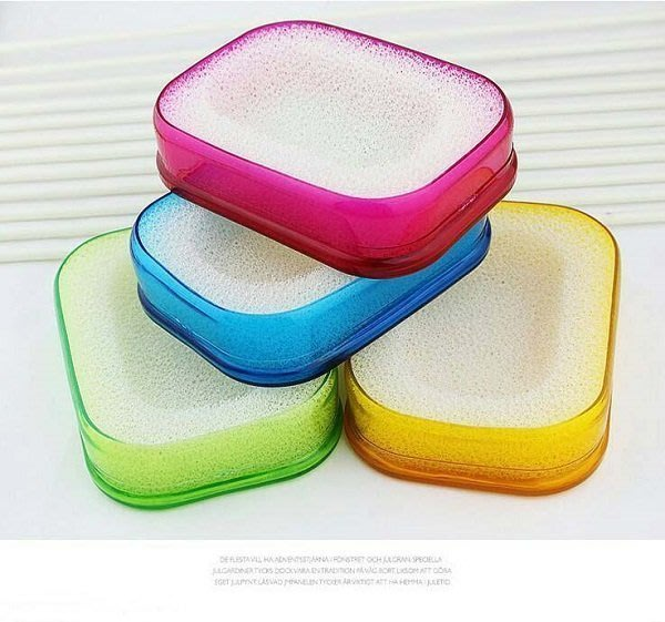 彩色系 功能性有氧皂盒 「 皂盒 皂床 肥皂盒 皂盤 」