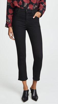 ◎美國代買◎J Brand Ruby Cigarette 黑刷色的復古百搭七分煙管牛仔褲