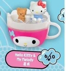 麥當勞 Mcdonald 開心樂園餐玩具 Hello Kitty   茶杯  (包平郵)