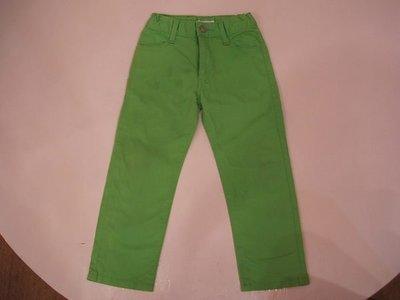 *花露露*WHY AND 1/2  基本好搭長褲(綠色)日本製美品 299元低價起標~