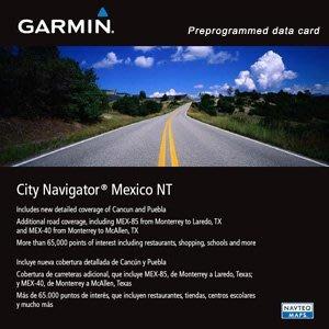 泰山美研社 E3748 GARMIN 墨西哥地圖卡