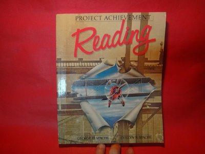 【愛悅二手書坊 27-04】Project Achievement Reading A Spache/著(劃記)