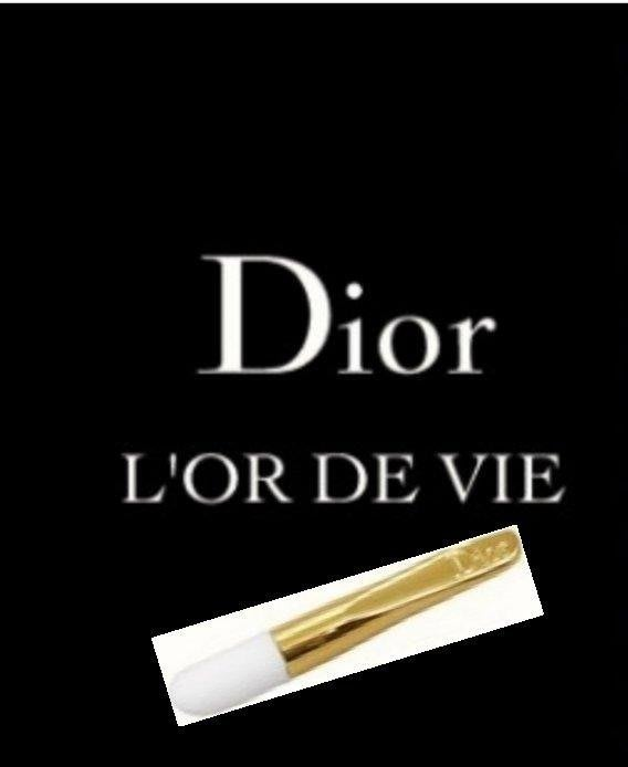 Dior 迪奧 生命之源金萃眼唇霜 挖棒