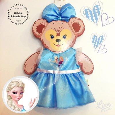 【桃子小舖 ♥ P.S 】美國Disney Store S號雪莉玫冰雪奇緣衣服