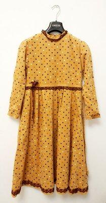 全新專櫃品牌 Anny Priness 安妮公主長袖洋裝
