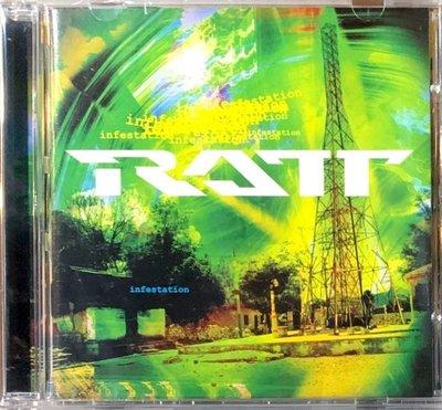 【搖滾帝國】美國重金屬(Heavy Metal)樂團 RATT -Infestation 2010全新發行專輯