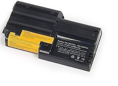 副廠IBM ThinkPad T30系列02K7051,02K7072,02K7073,T30鋰電池4400mAh