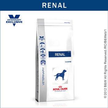 法國皇家處方食品 犬用腎臟病處方RF14  2KG
