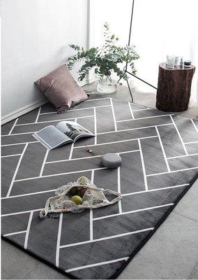 ☆[新荷手作]NH☆工業風地毯100*160工業風地毯 LOFT地墊  展示區/客廳/臥室/餐廳/書房拍照