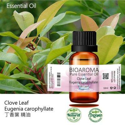 【芳香療網】Clove Leaf - Eugenia carophyllate 丁香葉精油 10ml