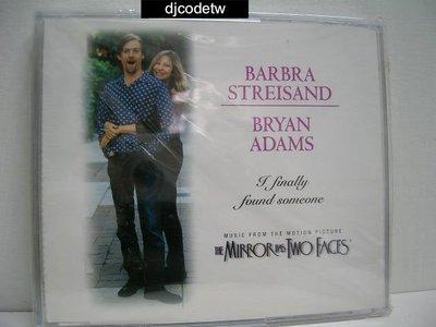 【djcodetw-CD】L1 單曲Bryan Adams-I finally found someone