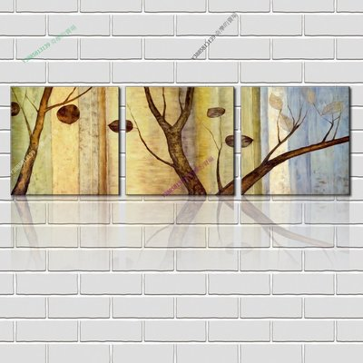 【50*50cm】【厚1.2cm】抽象畫-無框畫裝飾畫版畫客廳簡約家居餐廳臥室牆壁【280101_321】(1套價格)