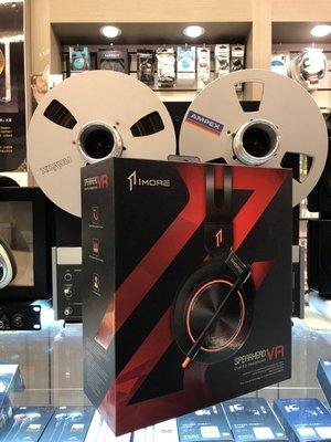 東京快遞耳機館 開封門市 1MORE H1005 Spearhead VR 電競頭戴式耳機 周杰倫代言 品質優異