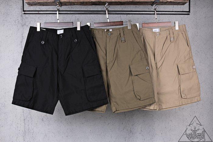 【HYDRA】Wtaps Jungle England Shorts 01 / Shorts. 口袋 短褲【WTS82】