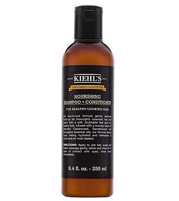 ※美國代購-潔潔小屋※KIEHL'S 契爾氏 Grooming Solutions 洗髪 護髪-250ml