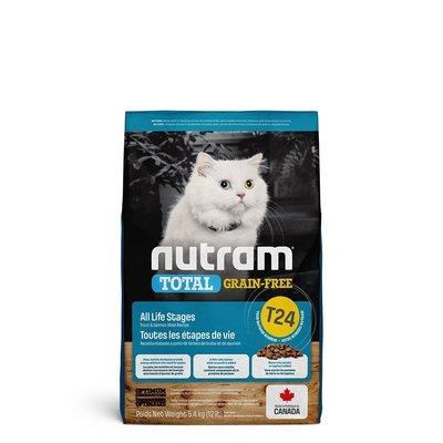 【阿肥寵物生活】加拿大Nutram紐頓...