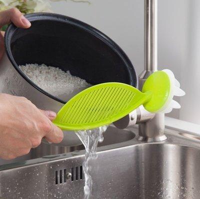 多功能淘米器【NIS044】洗米瀝水二合一 免碰水 創意家居實用不傷手淘米器洗米器廚房用品