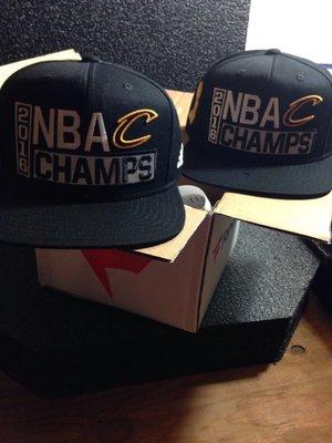 Adidas 2016 NBA Finals Champions Locker Room Hat 騎士總冠軍 紀念帽
