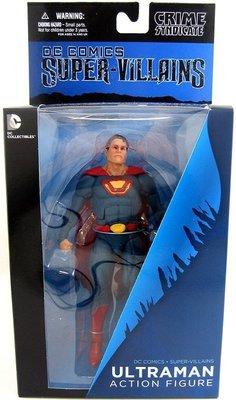 金錢貓雜貨 全新 DC Comics New 52 Super Villains Ultraman 辛迪加 壞超人