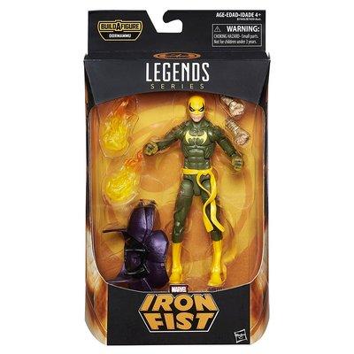 【 TOY BOY 】Marvel Legends 奇異博士系列 Iron Fist 鐵拳 6吋 全新未拆