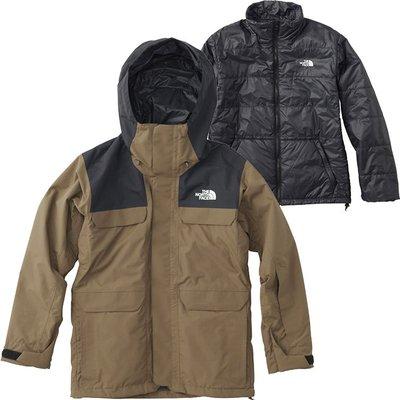 【日貨代購CITY】The North Face Gatekeeper Triclimate Jacket 四口袋 預購