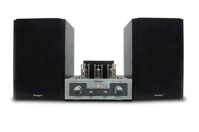 【划算的店】全新Dennys 發燒級真空管組(AV715+DVD+喇叭SP-5300/公司貨