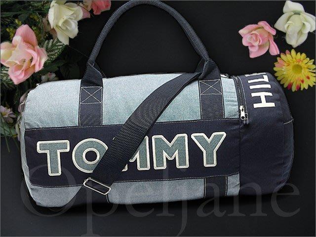 美國官網真品1599 Tommy Hilfiger 超大款容量大肩背包手提包 斜背包 運動包 休閒包  愛Coach包包