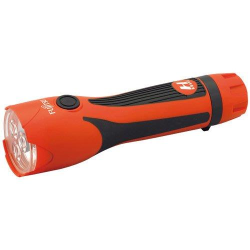 【101-3C數位館】FUJITSU LED萬用手電筒 HGN2340F