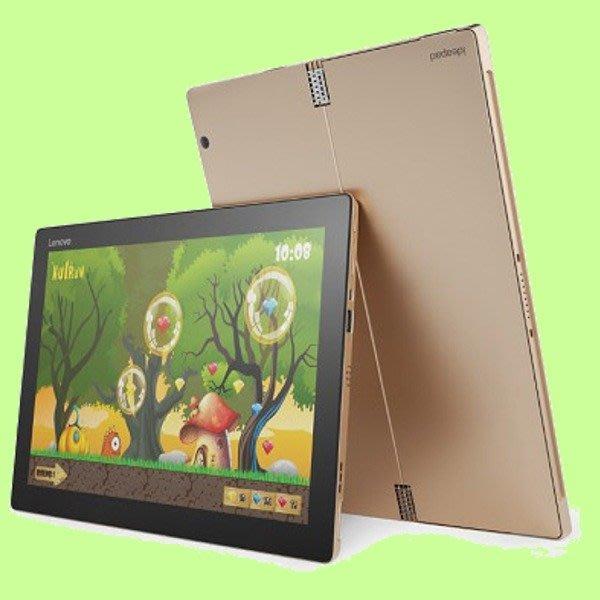 5Cgo【權宇】lenovo 2合1 M3-MIIX700/80QL00QPTW win10 12吋平板+高級筆電 含稅