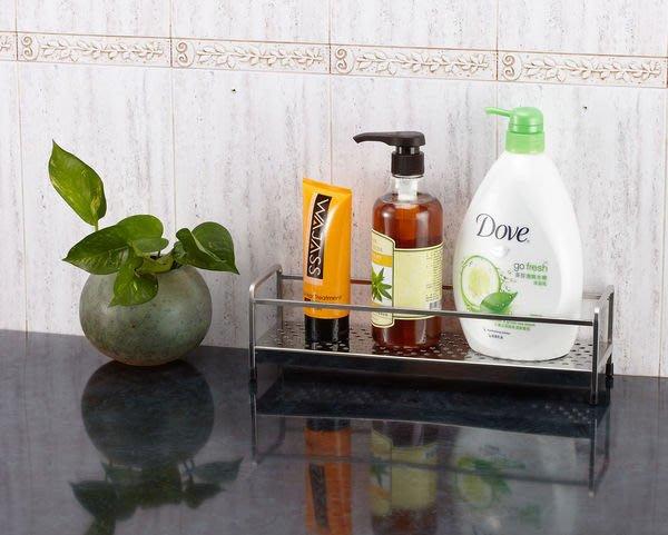 ☆成志金屬☆#304-RR-S浴室&廚房不鏽鋼高腳置物架,調味料罐架,浴室瓶罐架