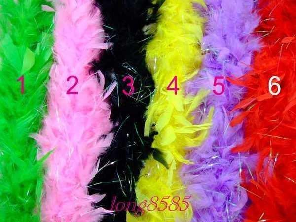 【花宴】*超粗大條長羽毛條~系列1(加蔥羽毛)*共13色 ~~^_^