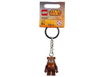 《GTS》LEGO 樂高 Wicket鑰匙圈 853469