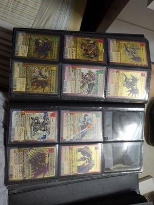 放數碼暴龍舊版卡 Digimon card