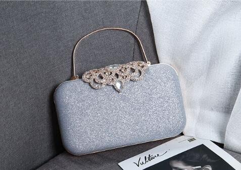 FINDSENSE X 韓國 女士 時尚名媛 禮服晚宴包 手拿包 斜挎包 側背包 單肩包