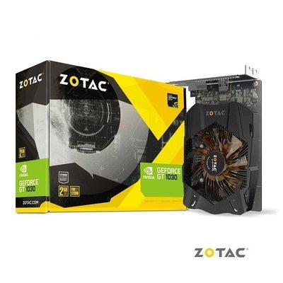 [米特3C數位] 【ZOTAC】索泰GeForce GT 1030(ZT-P10300C-10M)