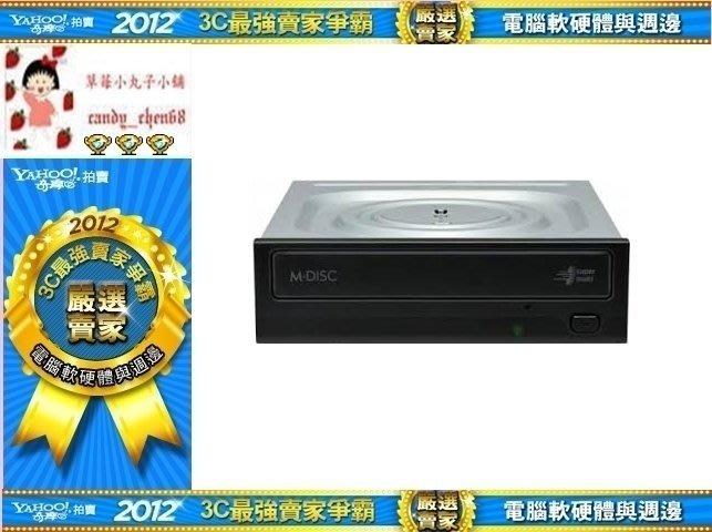 【35年連鎖老店】H.L GH24 24X黑色內接式DVD燒錄機有發票/保固一年/SATA/GH24NSD0