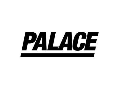 PALACE  LOGO 3M防水貼紙 尺寸120x30mm