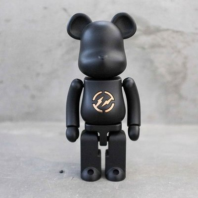 【車庫服飾】收藏品出售 BEARBRICK MEDICOM TOY 200% 超合金 FRAGMENT DESIGN 熊