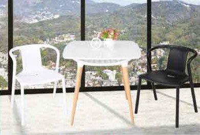 【南洋風休閒傢俱】設計單椅系列 - 塑料椅 哈雷椅 扶手椅 造型椅 休閒椅 餐椅  (562-6  562-7)