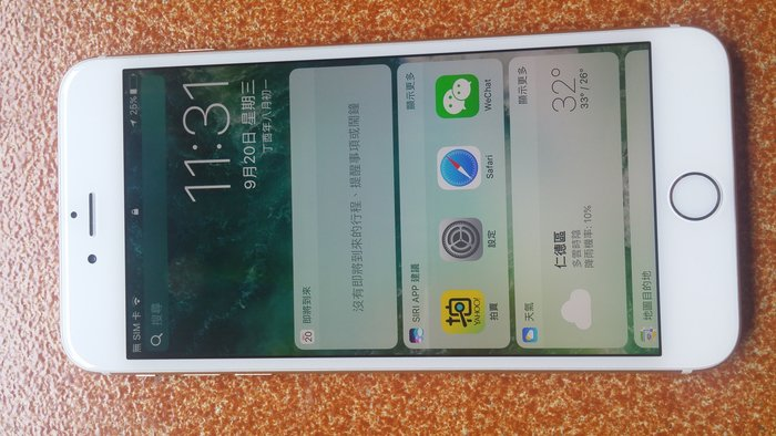 Apple iPhone 6 Plus 16G 5.5吋 金色 品相好全正常
