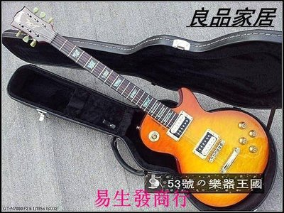 【易生發商行】時尚新品到貨 限量搶購 五月天怪獸款 吉普森 Gibson Tak MatsuF6329