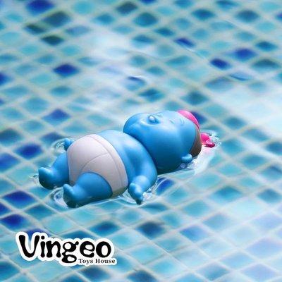 Hpoi手辦舘【Vingeo】現貨 UNBOX JIMDREAMS CHUNK 藍色肥仔BB TTE限定