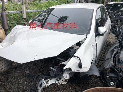 埔心汽車材料 報廢車 福斯 Volkswagen Golf VI 六代 TDI 2012